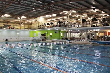 Motion Fitness Worcester Swimming Pool