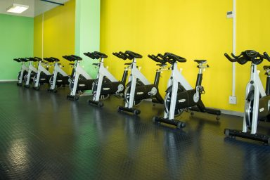 Motion Fitness East London Spinning Studio