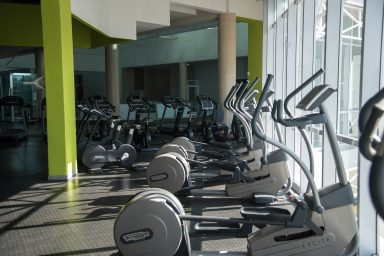 Motion Fitness East London Cardio