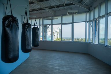 Motion Fitness East London Boxing