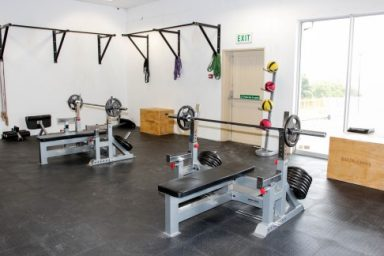 Motion Fitness George Functional Fitness Area