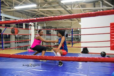 Motion Fitness Mdantsane Boxing Ring